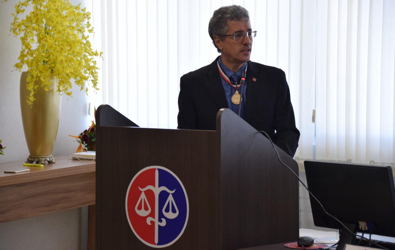 Rochadel decide não se manifestar sobre arquivamento de reclamação contra Gonzaga