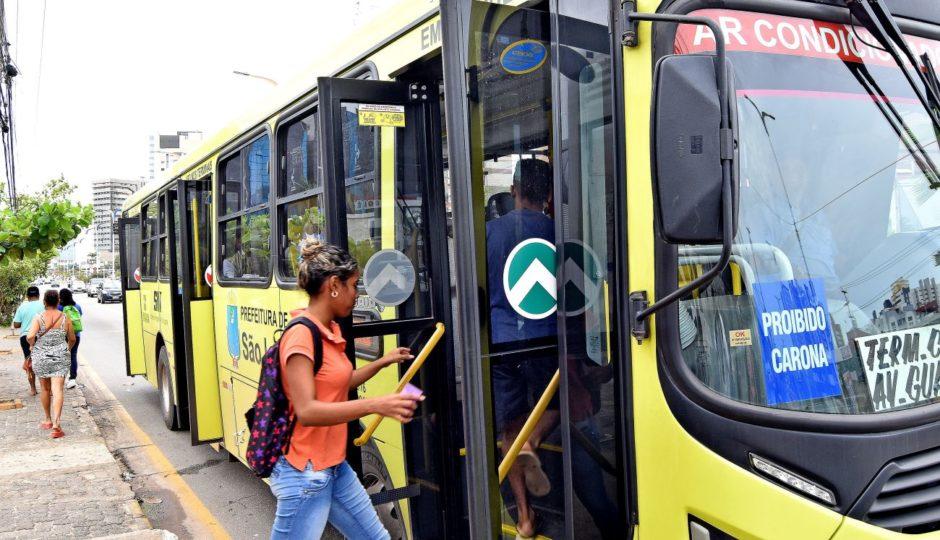 Tarifa de ônibus em São Luís fica mais cara a partir deste sábado