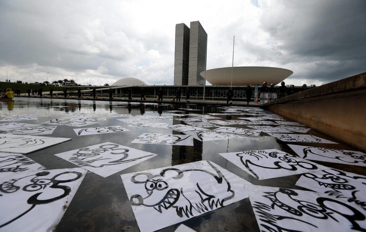 Percepção da corrupção no Brasil é a pior dos últimos sete anos