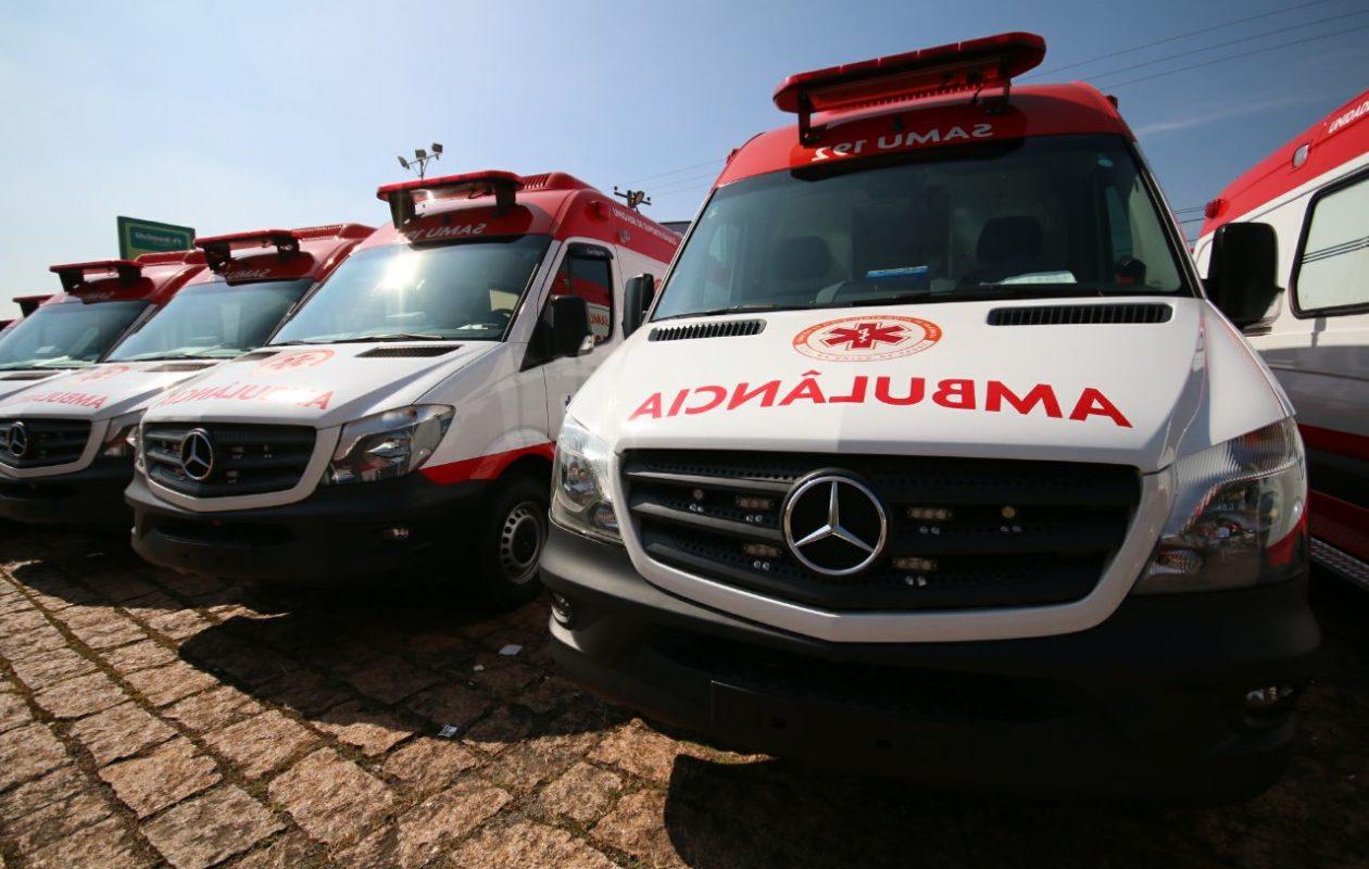 Oito municípios do MA poderão receber novas ambulâncias do Samu
