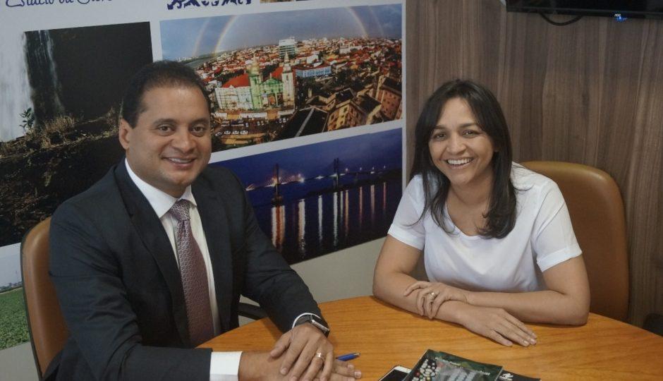 Weverton Rocha e Eliziane Gama vão comandar suas bancadas no Senado