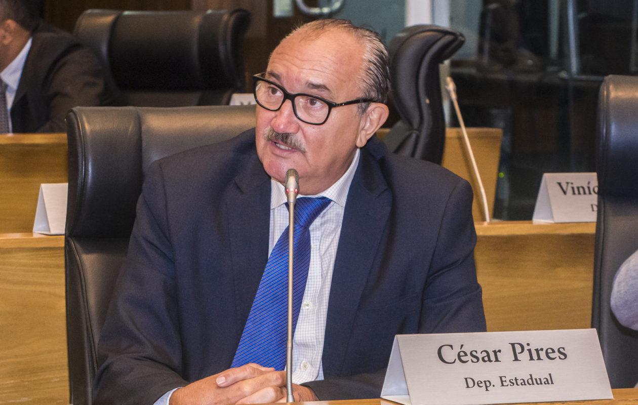 César Pires prega união de deputados estaduais pela revitalização das MAs