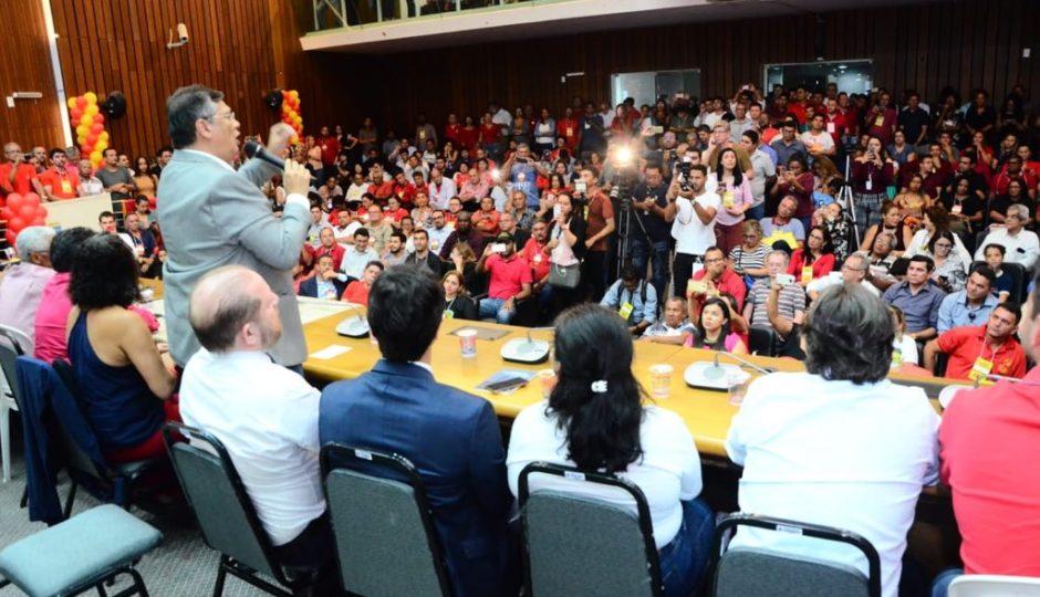 """Dino se lança pré-candidato à Presidência: """"Estou me preparando para 2022"""""""