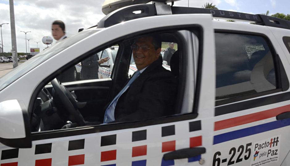 Governistas barram pedido de informações sobre viaturas alugadas por Flávio Dino