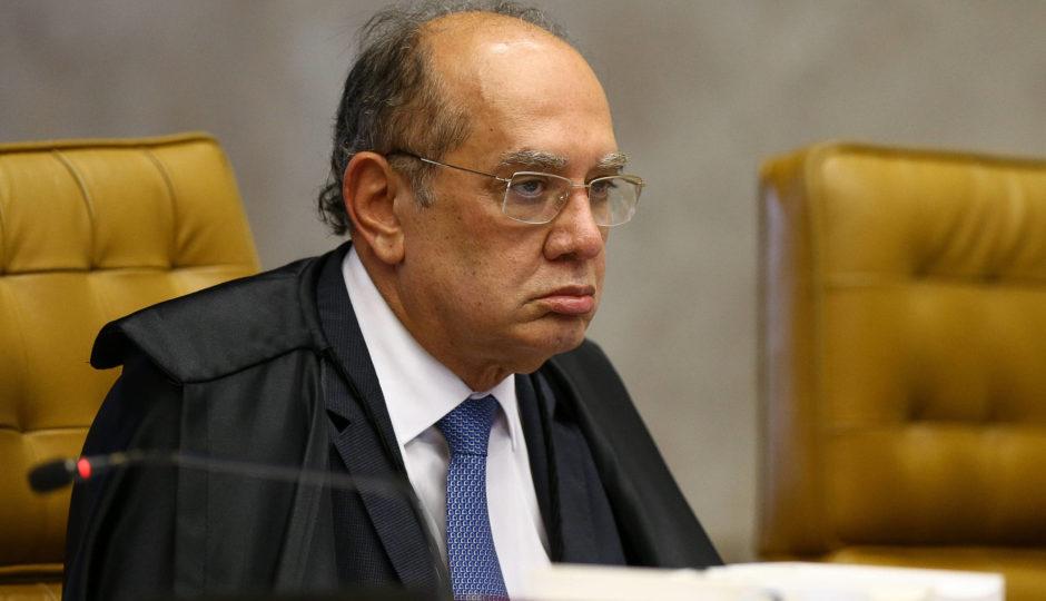 Receita investiga patrimônio de Gilmar Mendes e sua mulher