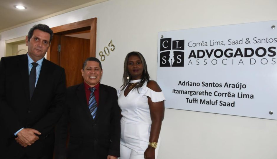 Escritório de advocacia Corrêa Lima, Saad & Santos é inaugurado em São Luís