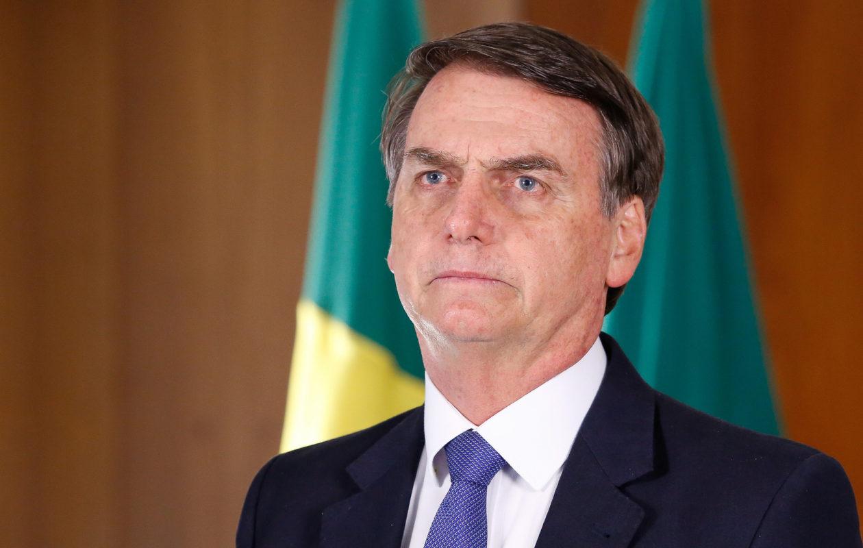 Celulares de Bolsonaro também foram alvo de hackers, diz Ministério da Justiça