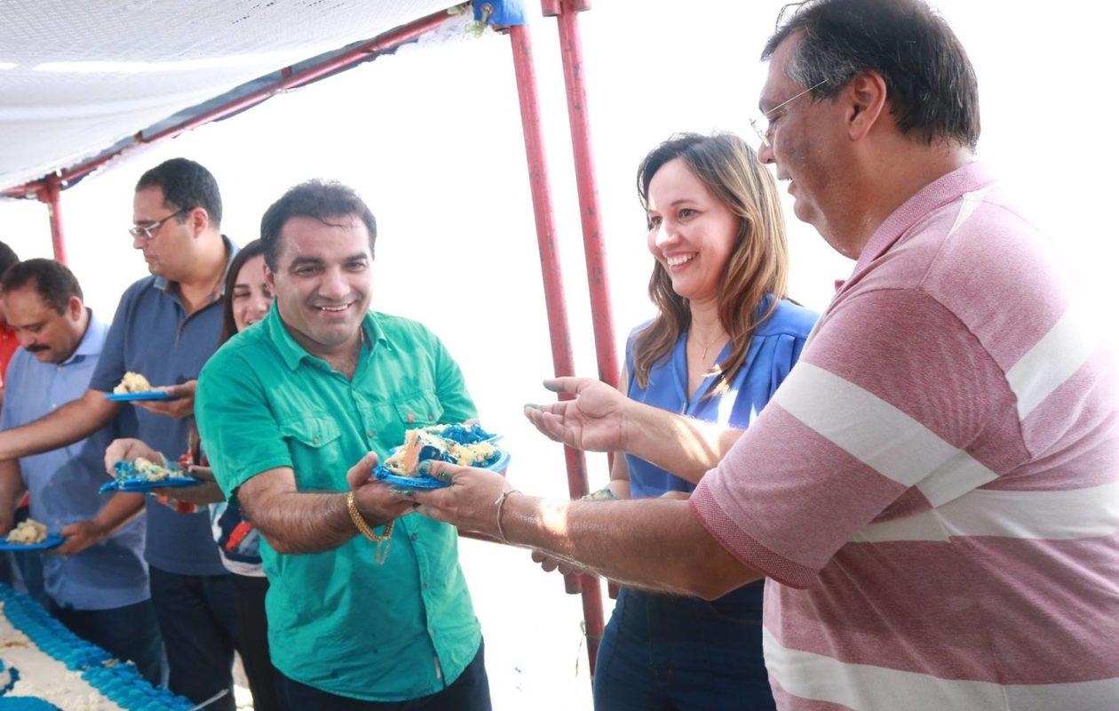 Alvo da PF, Josimar Maranhãozinho volta a falar que é pré-candidato ao Palácio dos Leões