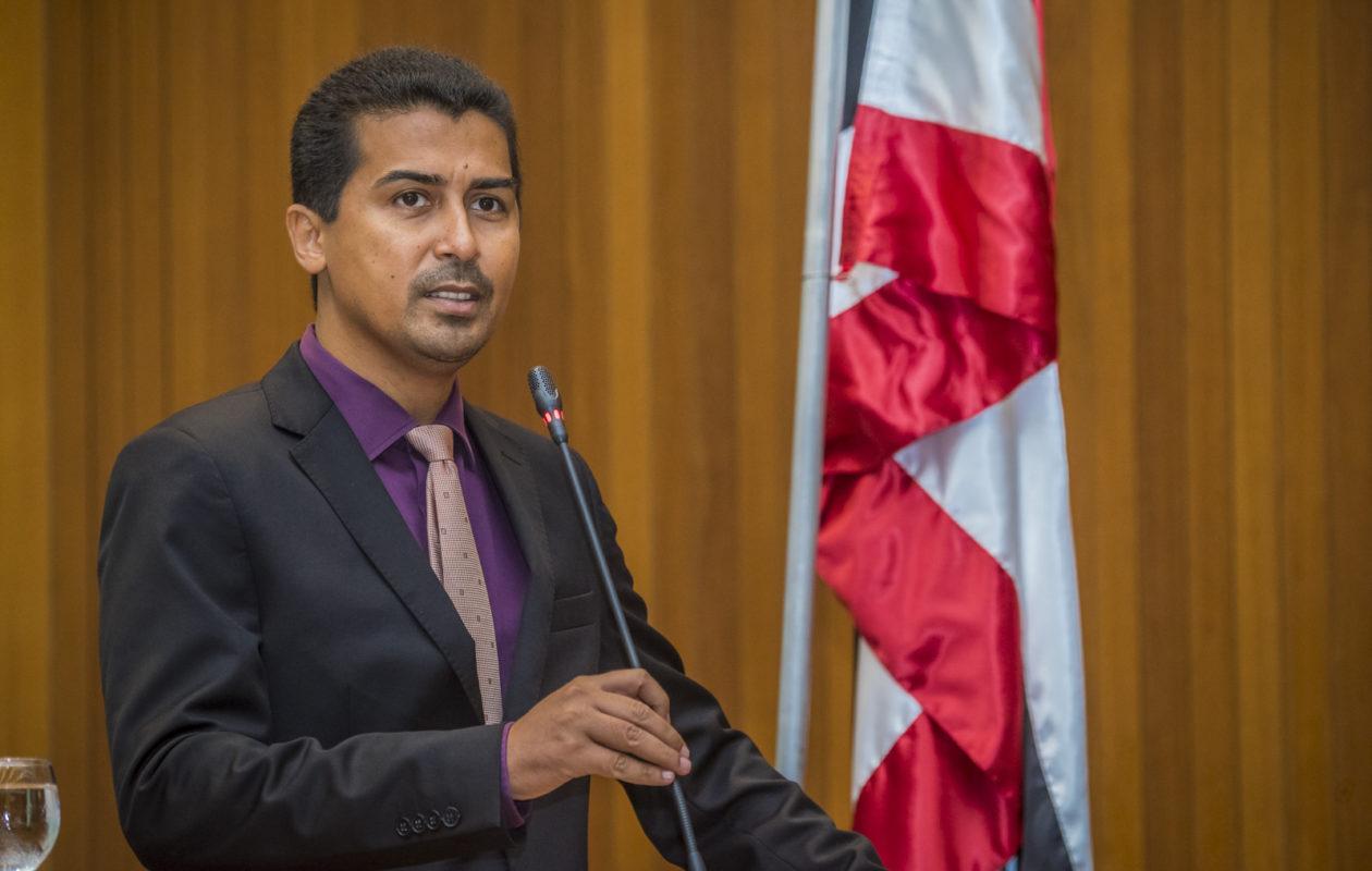 Marco Aurélio é líder do maior bloco da Assembleia Legislativa