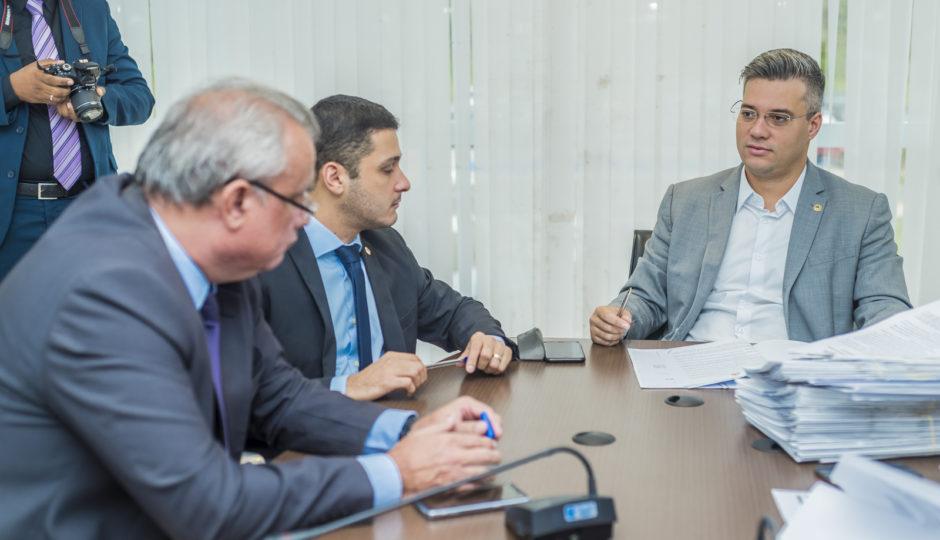 CCJ da Alema oficializa Neto Evangelista como presidente