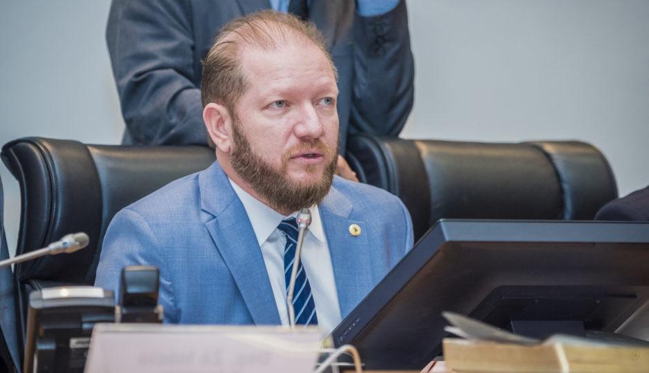 Reeleito presidente, Othelino vai administrar R$ 401 milhões da Alema em 2019