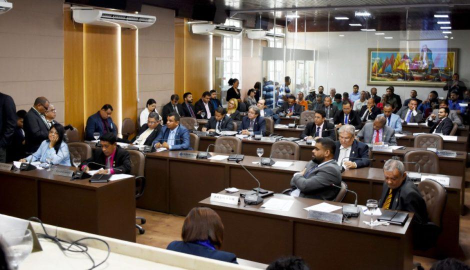 Câmara de São Luís começa a definir comando de Comissões