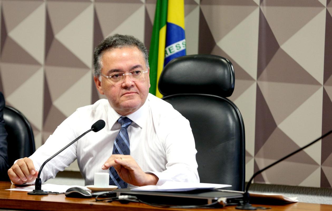 Roberto Rocha é o novo líder do PSDB no Senado