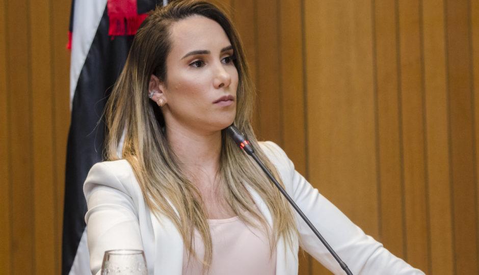 Thaíza Hortegal propõe Frente por soluções para comporta no Rio Pericumã