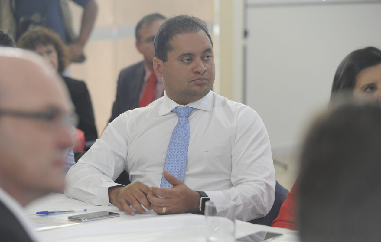Juiz federal mantém Weverton Rocha réu por esquema no Projovem Urbano