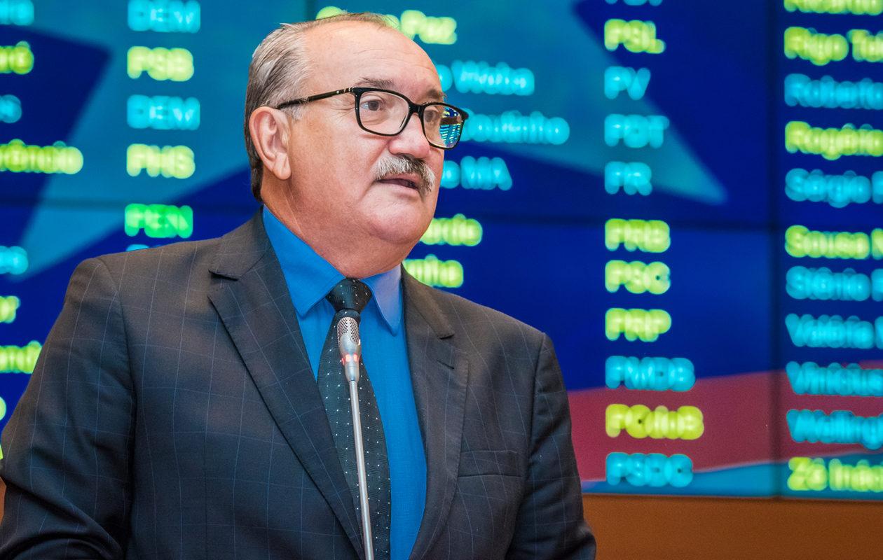 César Pires acerta ida de Joel Benin à Assembleia Legislativa
