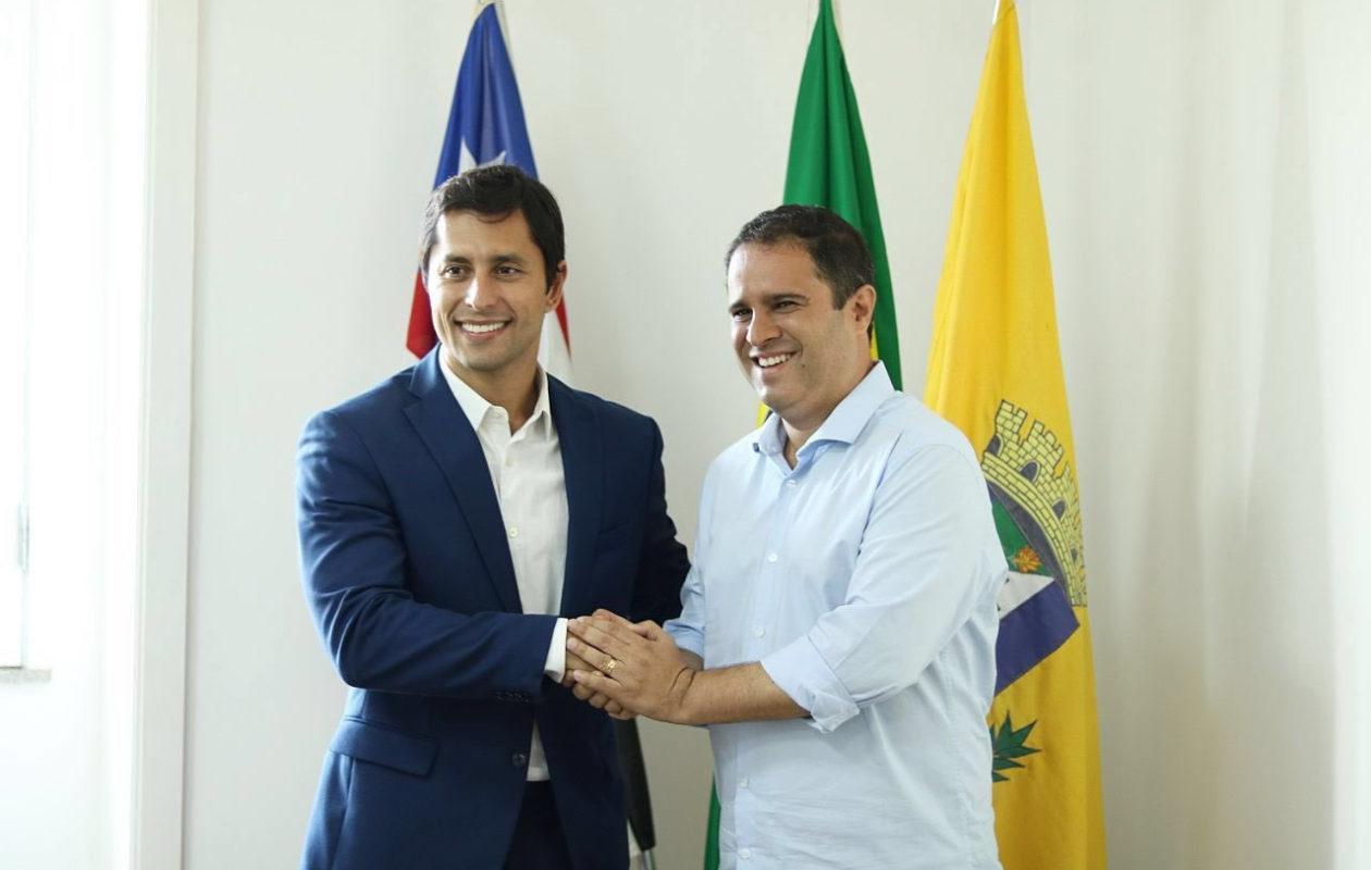 Proximidade das eleições provoca ataques a Edivaldo Júnior por aliados