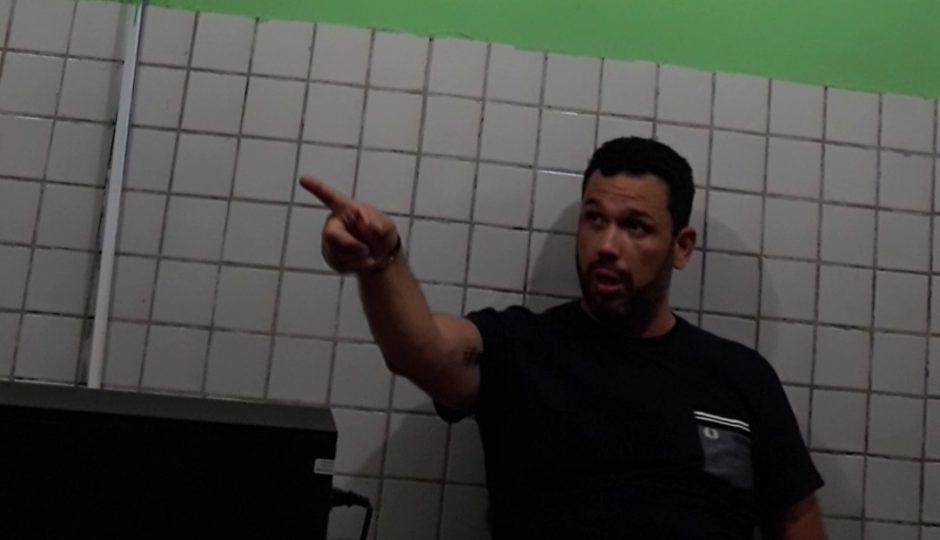 """Áudio mostra Fábio Macedo ameaçando policiais: """"Vai morrer gente""""; ouça"""