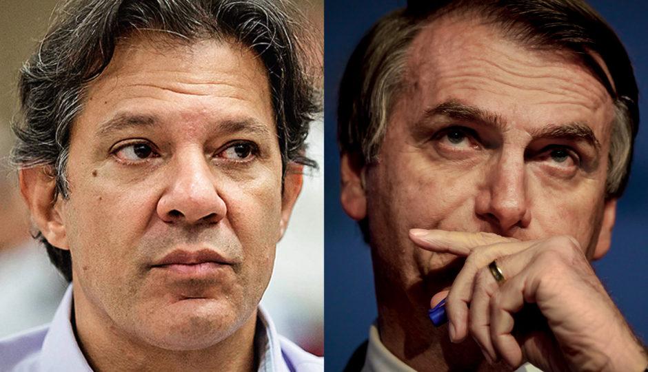 Fachin multa Haddad por impulsionar conteúdo contra Bolsonaro na eleição