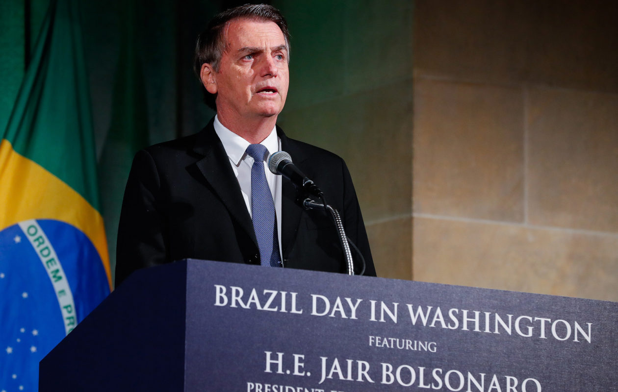 Brasil e EUA fecham acordo para uso do Centro de Lançamento de Alcântara