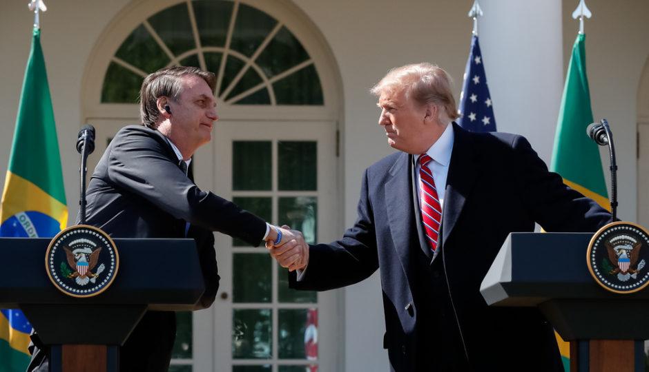 EUA apoiam entrada do Brasil na OCDE