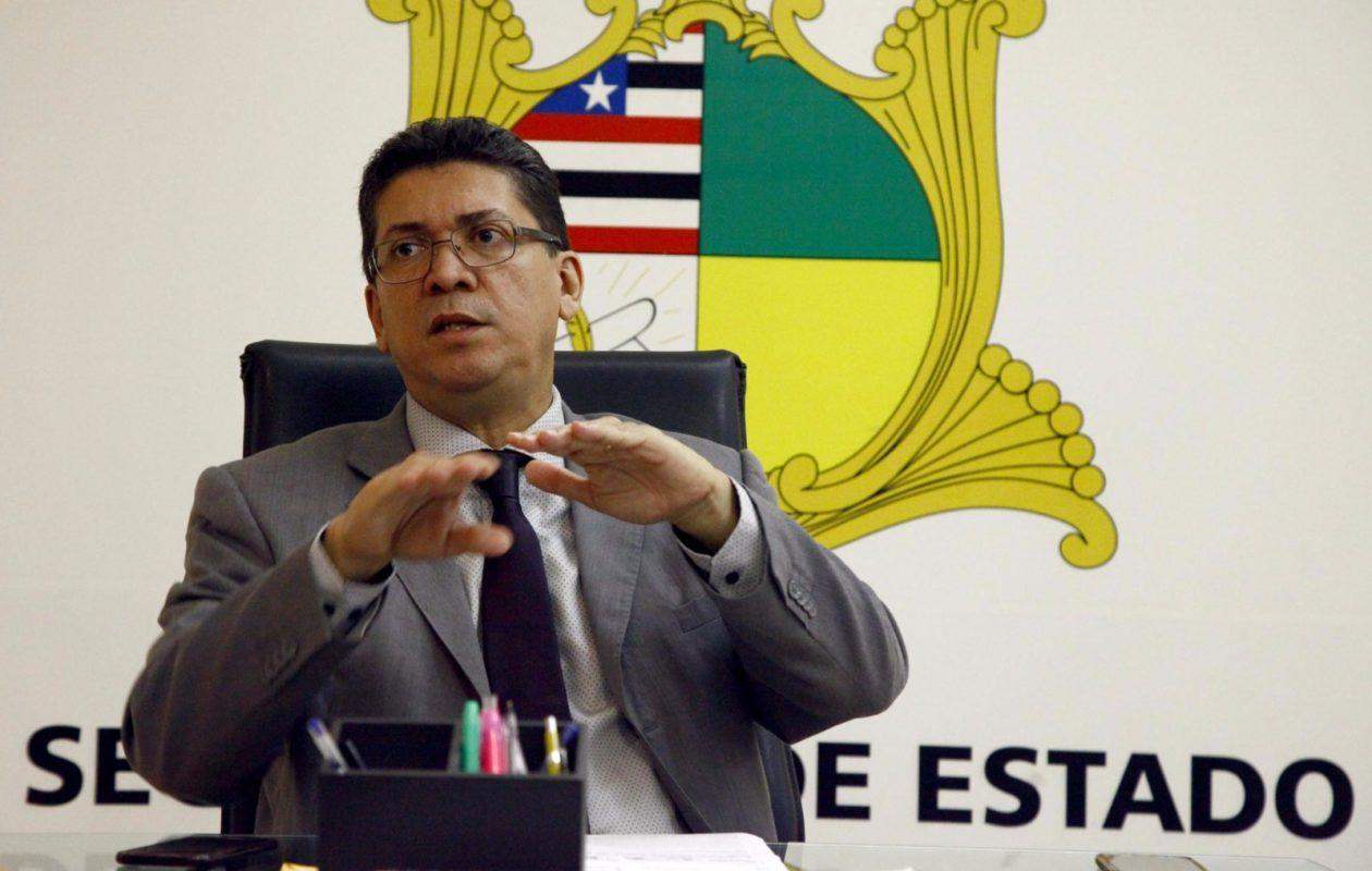 Em meio a investigação, Portela tem reunião sobre espionagem com presidente do TJ