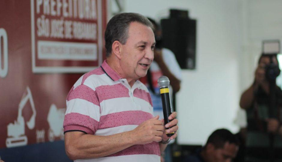 Incoerente, Luis Fernando fala em paixão por Ribamar em renúncia de prefeitura