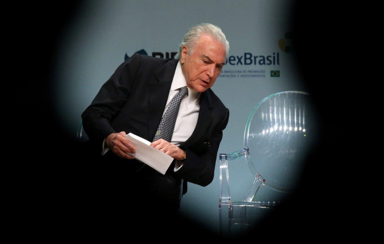 Lava Jato prende Michel Temer e busca Padilha e Moreira Franco