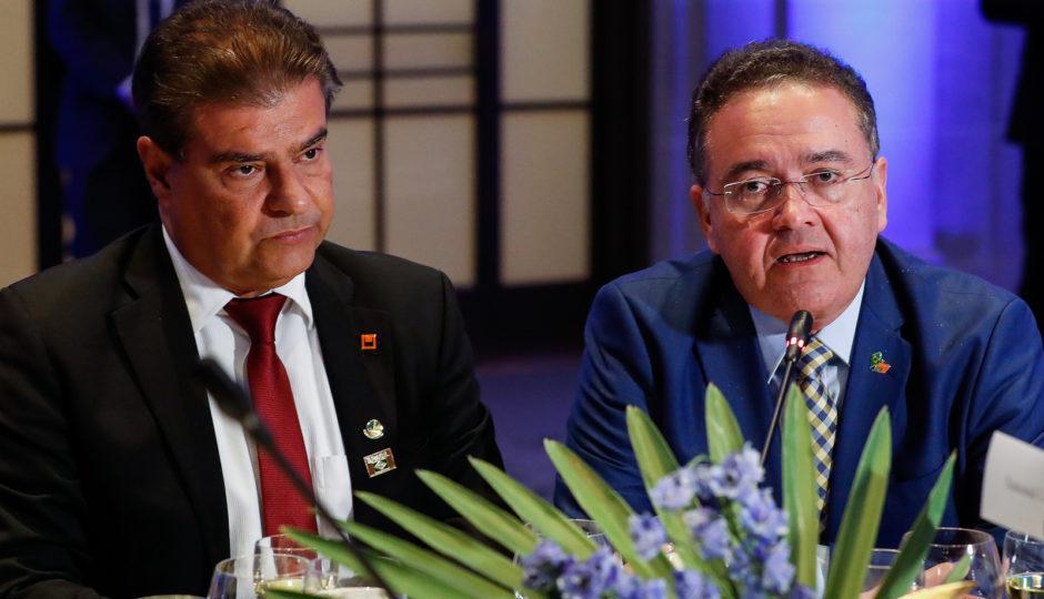 Roberto Rocha projeta CLA e Zema a investidores estrangeiros nos EUA