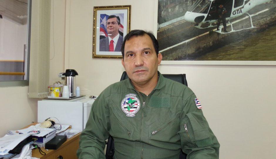 Dino anuncia coronel Ismael Fonseca como novo comandante da PM-MA
