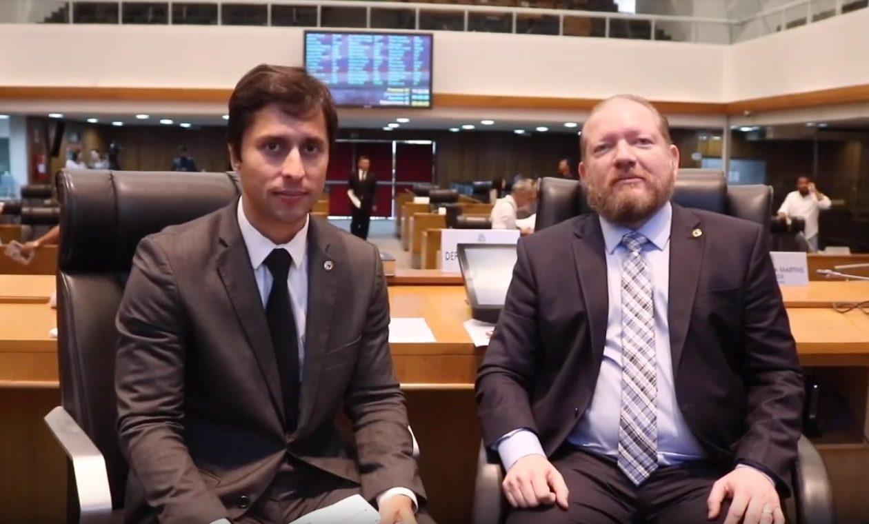 Othelino desmente Duarte sobre custos ao Estado com viagem para Harvard