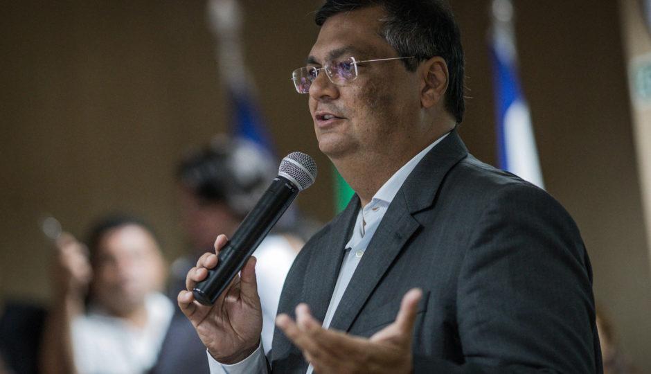 No Twitter, Flávio Dino volta a alfinetar Sérgio Moro
