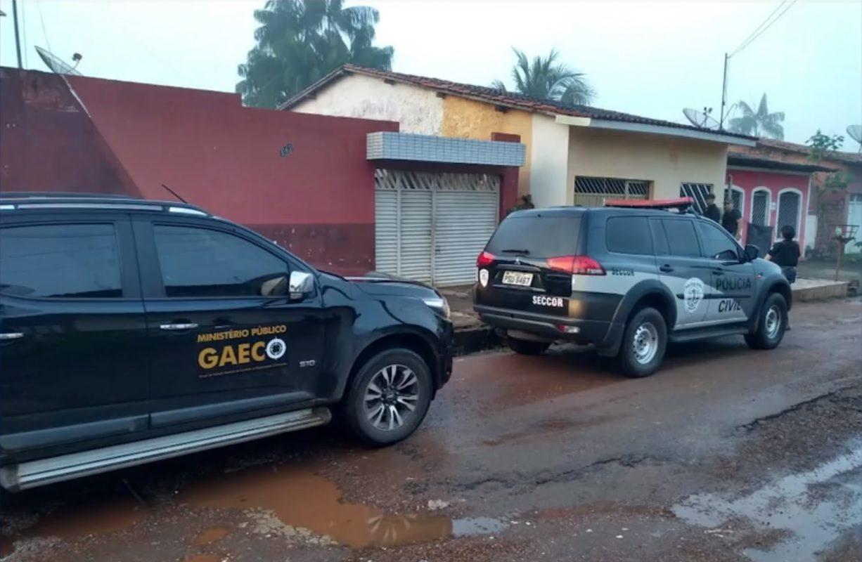 Gaeco deflagra operação em cinco cidades contra fraude em licitação