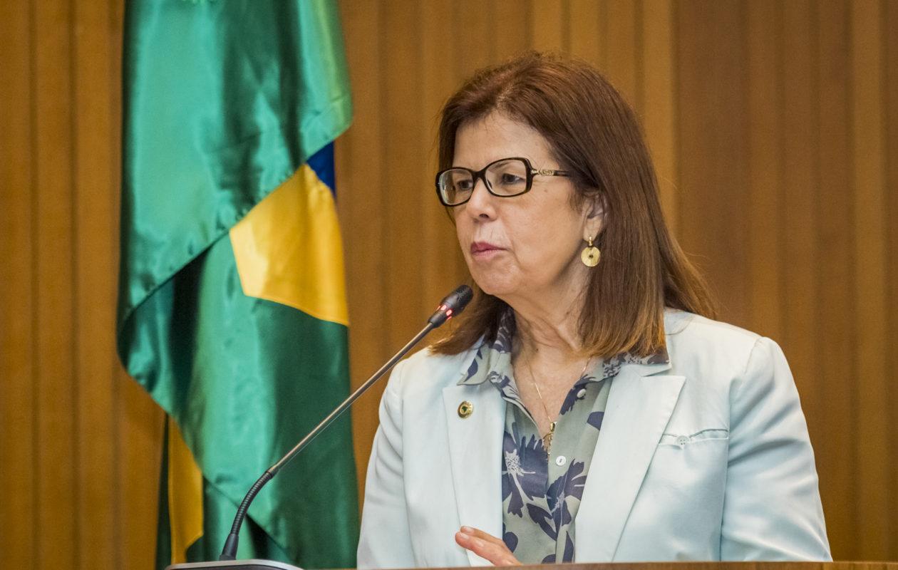 Estado pede na Justiça Federal indisponibilidade de bens de Helena Duailibe