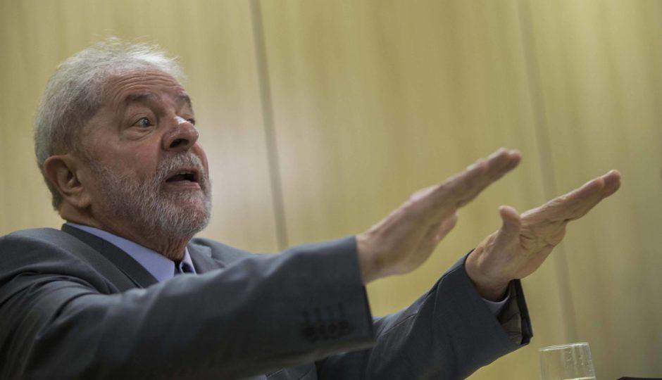Em entrevista na prisão, Lula diz que dorme com 'consciência tranquila'