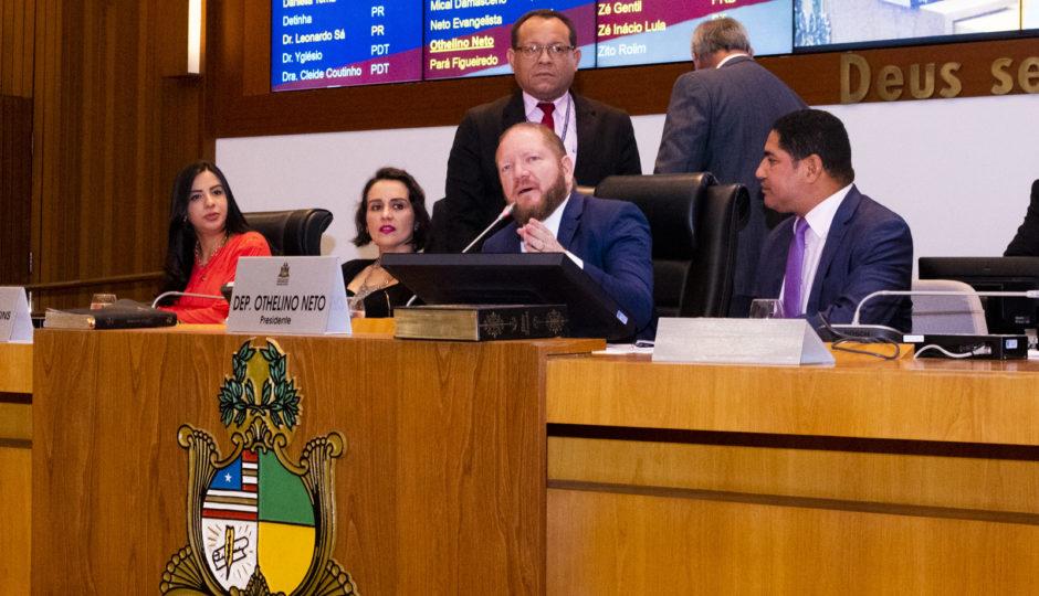 Deputados aprovam projeto que institui o Complexo Industrial e Portuário do MA
