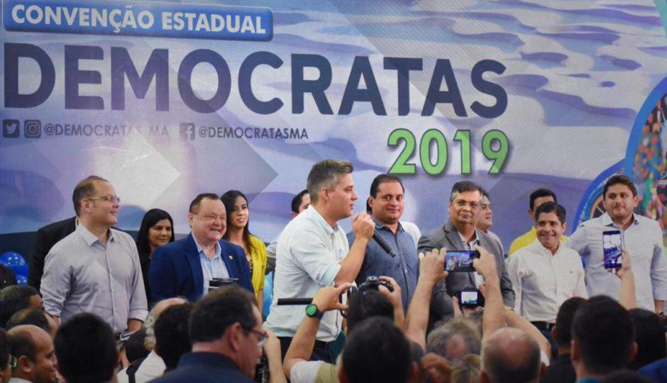 Neto Evangelista é oficializado como pré-candidato do DEM a prefeito de São Luís