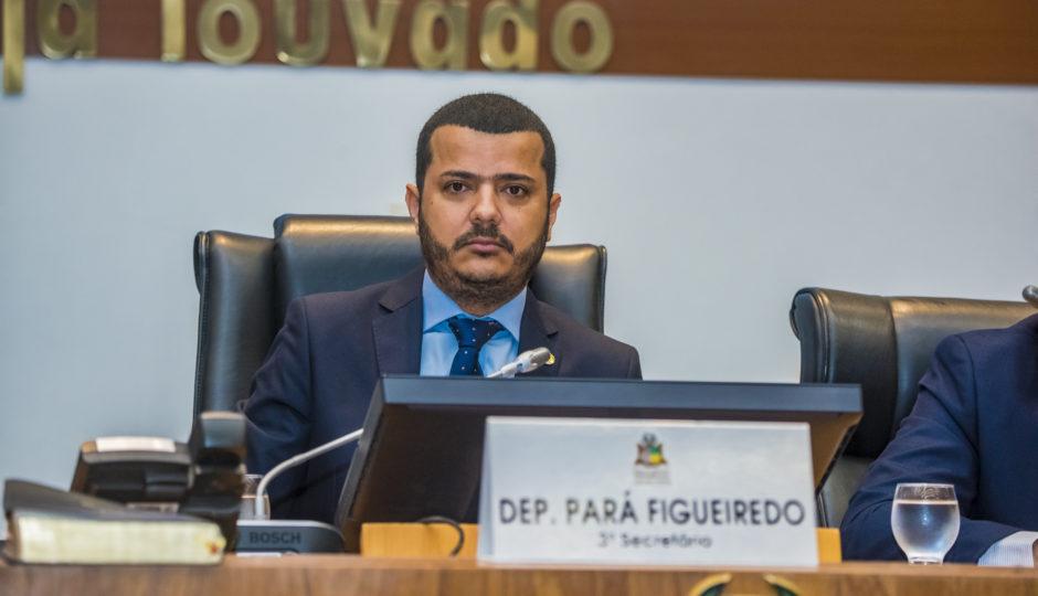 TRE julga hoje embargos em ação que pede cassação de Pará Figueiredo