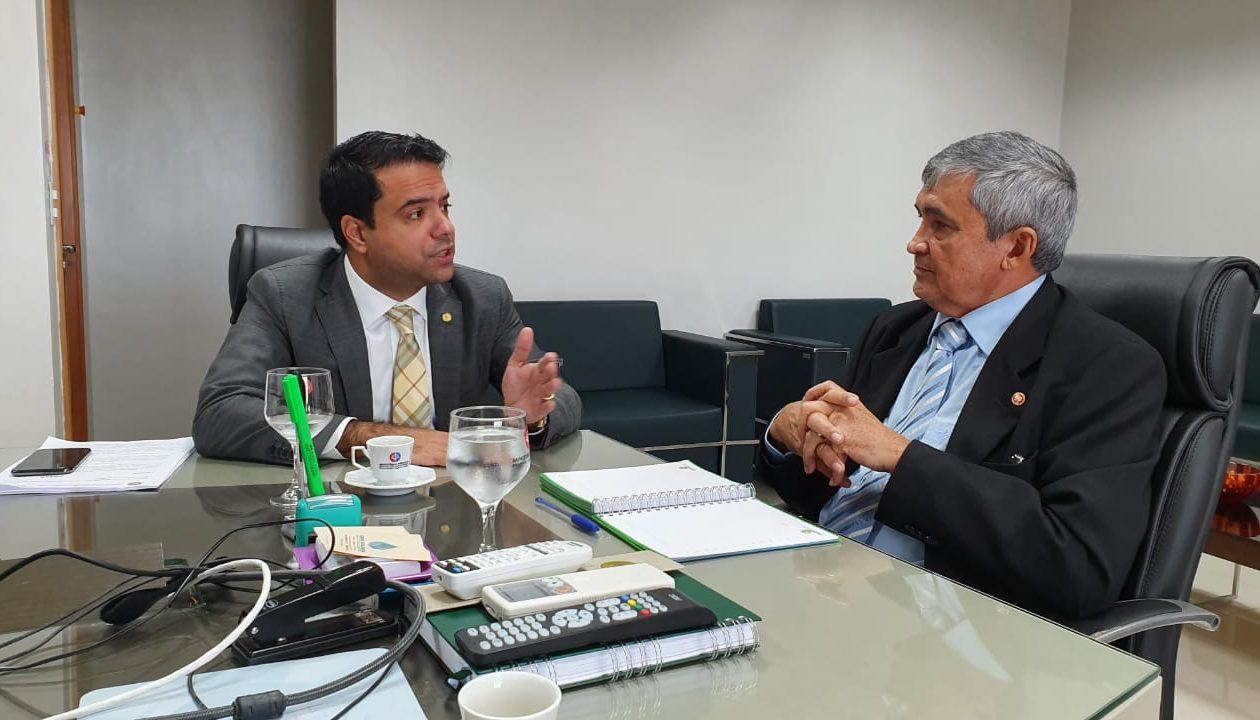 Edilázio requer de Dino e Gonzaga auditoria no Guardião e afastamento de Portela