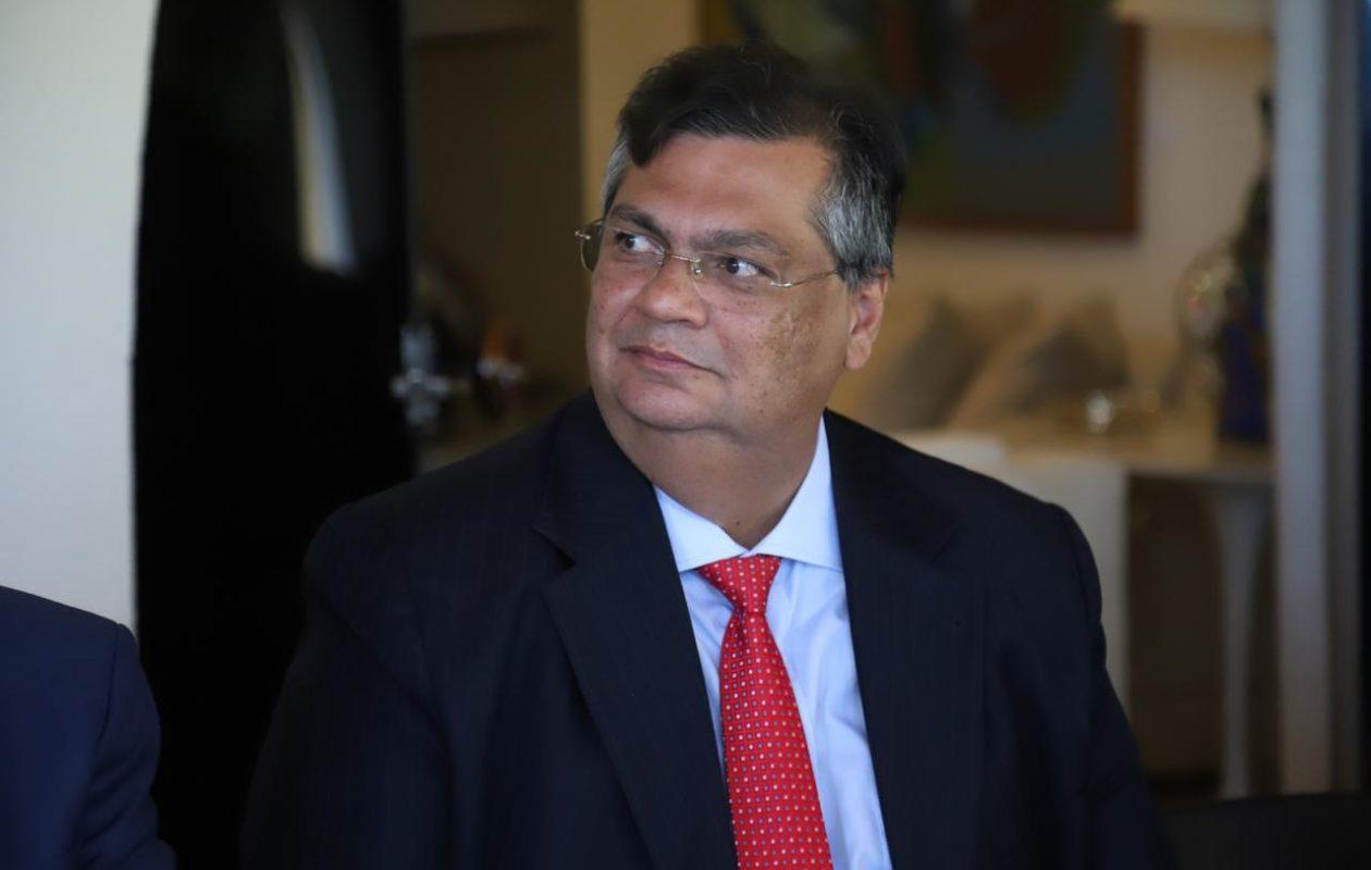 Flávio Dino quer apoio de Sarney para disputar Presidência contra Bolsonaro