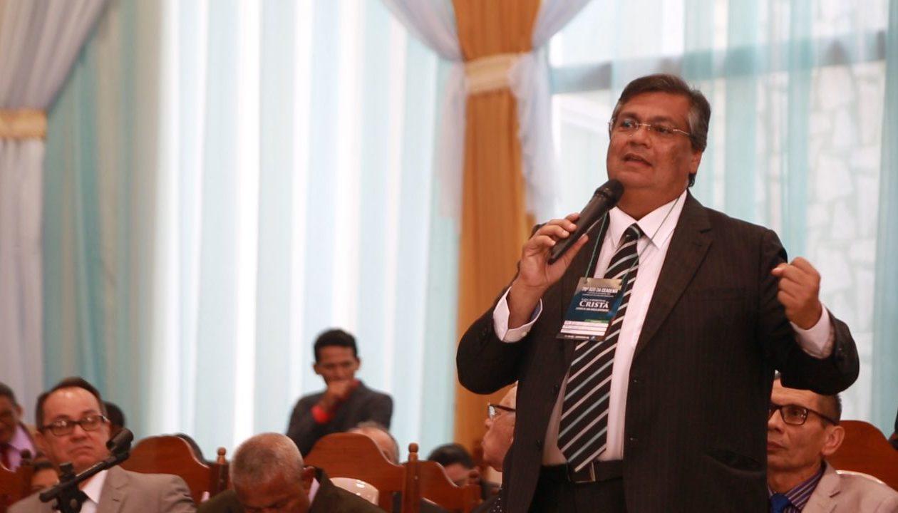 Promotoria Militar abre investigação sobre uso eleitoral da estrutura da PM por Dino
