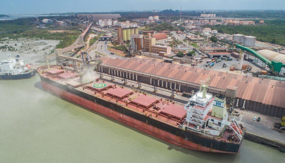 Porto do Itaqui já movimentou mais de R$ 10 bilhões em 2019