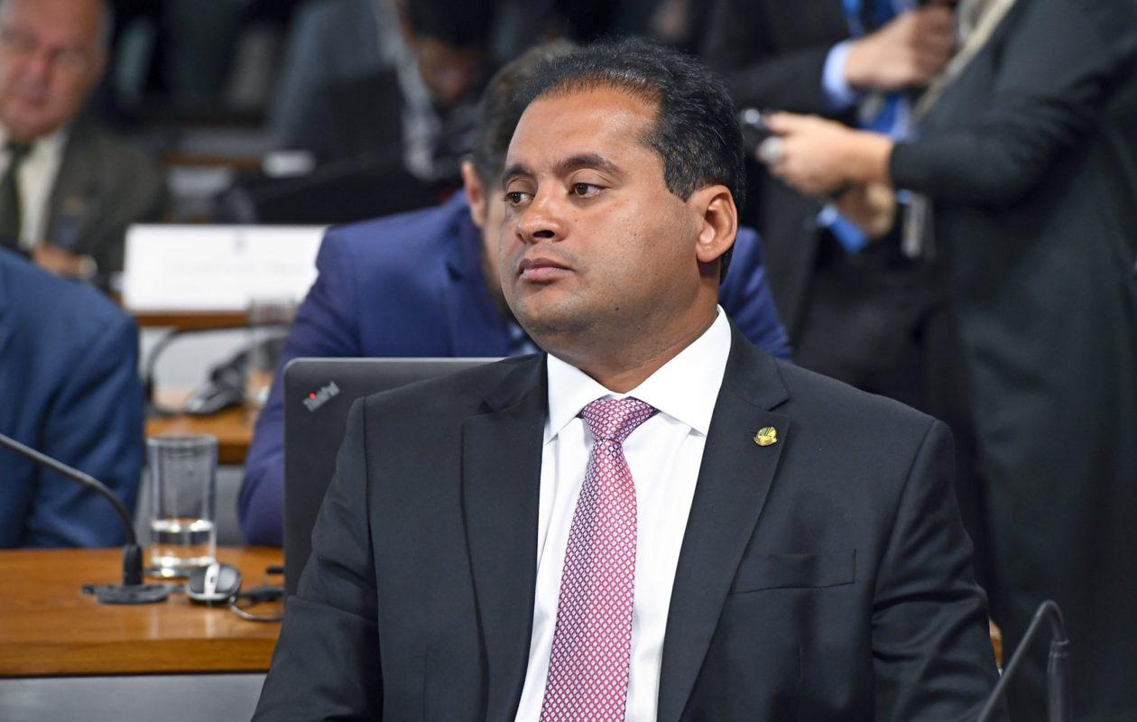 Indiciado pela Polícia Civil no caso Costa Rodrigues, Weverton ficou em silêncio durante interrogatório