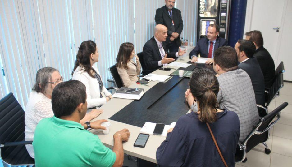 Famem e Poder Judiciário vão promover regularização fundiária nos municípios