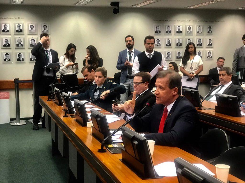 O deputado federal Aluísio Mendes. Foto: Divulgação