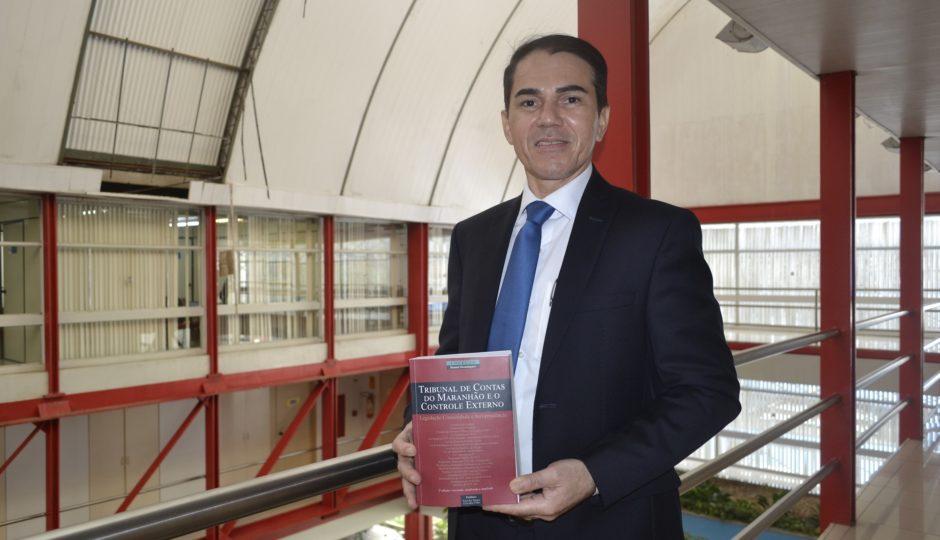 Em edição ampliada, obra sobre controle externo será lançada nesta sexta em São Luís