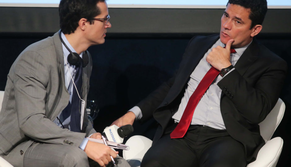 Lava Jato discutiu desempenho de Laura Tessler após crítica de Moro