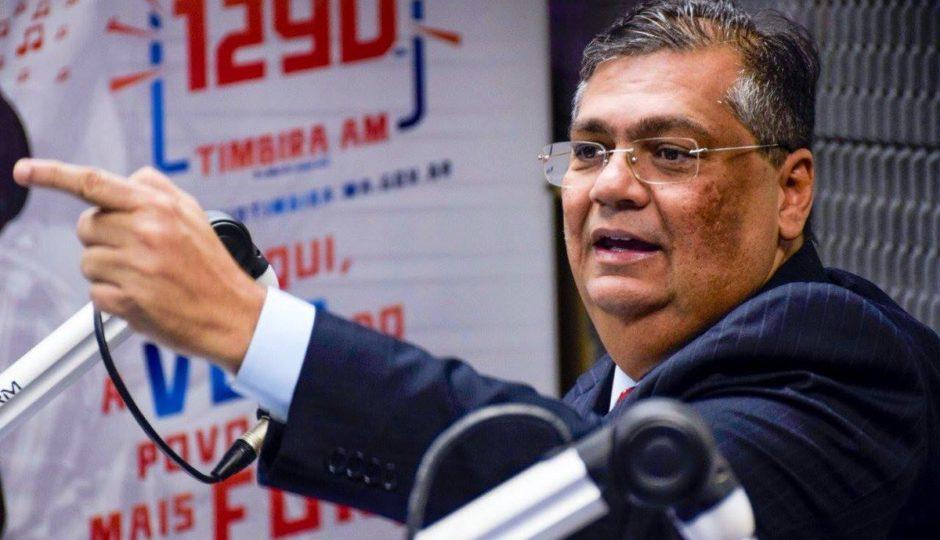 Em meio a ataques à Lava Jato, Flávio Dino abre diálogo com José Sarney