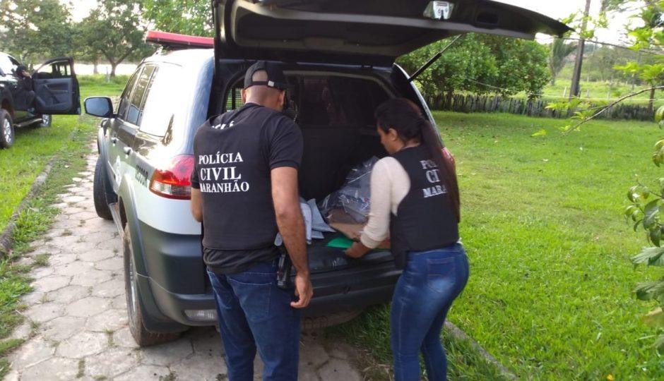 Gaeco e Seccor prendem cinco vereadores em Vitória do Mearim