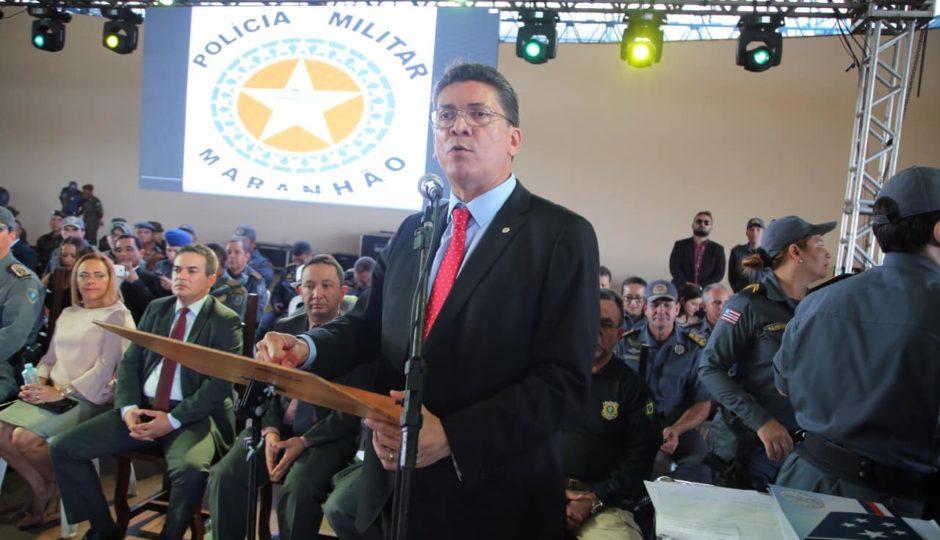 Espionagem: pedido para afastamento de Portela é encaminhado para Cláudio Rebelo
